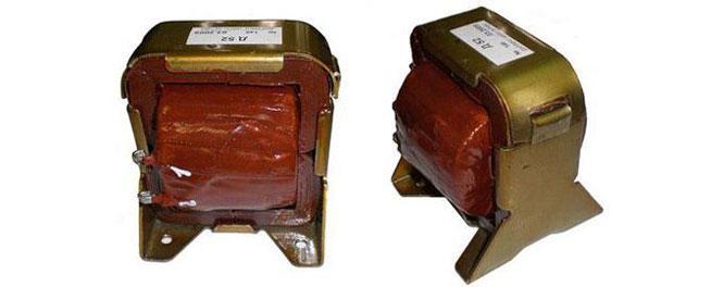Дроссель Д52-0,01-12,5